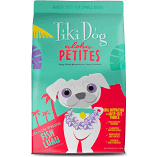 Tiki Dog Aloha Petites Dry Dog Food luau 3.5 lbs (02/19) (A.C4)