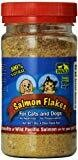 Snack 21 Salmon Flakes For Cats And Dogs (N/D) (T.B15)
