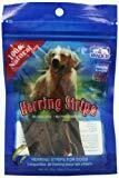 WILD PACIFIC Snack 21 Herring Strips For Dogs by Snack 21 Treats (25 grams) (N/D) (T.E14)