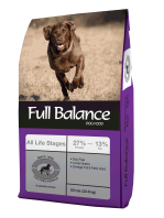 "RPAL Team Favorite!!!!!  NEW Muenster Full Balance ""All Life Stages"" Dry Dog Food **50 Pound Bag** (A.)"