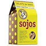 Sojos Dog Treats, Chicken Veggie 10 oz (5/18) (T.C4)
