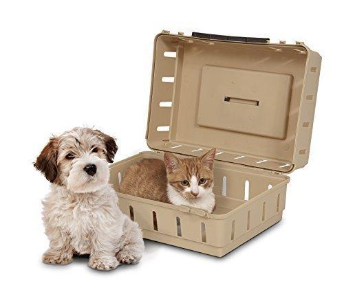 "Petmate Solid Cabin Crate 17"" x 12"" x 8"" (A.Q1)"
