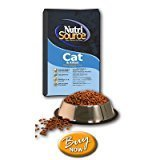 Nutri-Source TUFFY's PET FOOD Nutri Cat/Kitten Chicken/Salmon/Liver Food, 6.6-lbs.  (8/18) (A.K2)