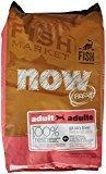 Petcurean NOW Fresh Grain Free Fish Adult Recipe Dog Food - 25lb (8/18) (A.E2)