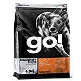 PETCUREAN Go Sensitivity and Shine Salmon for Dog, 12-lbs. (07/18) (A.F1)