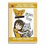 Weruva Best Feline Friend Tuna & Turkey Tickles Cat Food, 12 Pack, 3 Oz (9/18)  (A.L3)