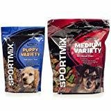 Midwestern Pet Foods SPORTMiX Original Choice Variety Puppy Dog Biscuit Treats 2 lbs (9/18)  (T.D14)