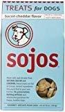 Sojos Dog Treats: Bacon Cheddar 10 oz (10/18)  (A.M5)