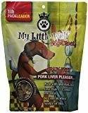 Waggers Soft and Moist Grain Free Pork Liver Recipe Dog Treats, 16-Ounce (7/18)  (T.A4)
