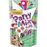 Friskies Party Mix Island Paradise Puffs - 2.1 oz.  (11/18) (T.B11)