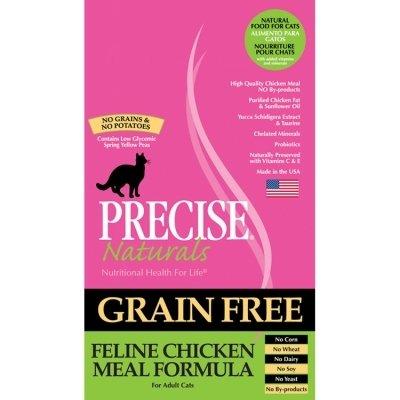 Precise Feline Grain Free Chicken Pet Food 6 Lb (01/19) (A.N7)