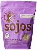 Sojos Complete Turkey Cat Food Mix, Grain Free and Freeze Dried 4 lbs. (10/18) (A.I1)
