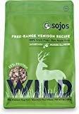 Sojos Wild Free-Range Dog Food Venison 4 lbs (10/18) (A.I1)