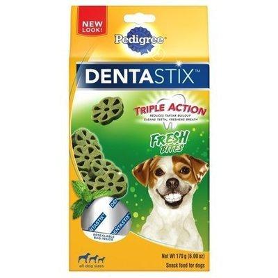**SALE** Dentastix Fresh Bites Dog Treats, 6 oz (12/18) (T.A9/DT)