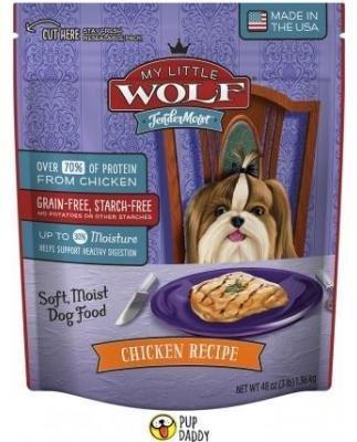 **SALE** Waggers Tendermoist Dog Chicken Treat (12/17) (A.N5) **SALE**