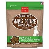 Cloud Star Wag More Bark Less Soft Chewy Grain Free Chicken & Sweet Potatoes 5 oz. (7/18) (T.C3)