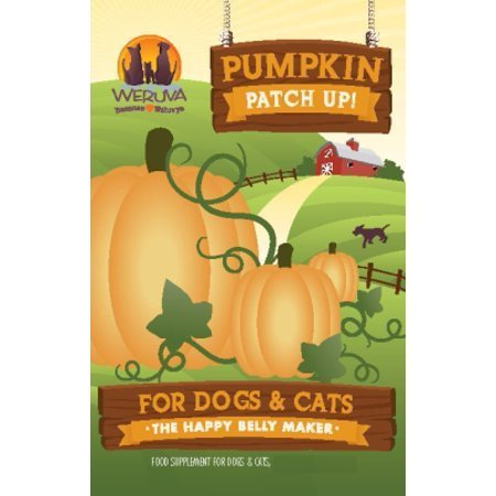 Weruva International Pumpkin Patch Up Supplement 2. 8 Oz. (11/18) (A.M7)