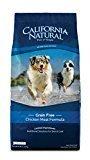 California Natural Grain Free Chicken Meal Formula Adult Dog Food - 15 lb (10/18) (A.C4)