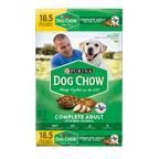PURINA DOG CHOW 18.5 LBS (7/18) (A.J1)