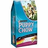 Purina Puppy Chow Brand Healthy Morsels Puppy Food - 1 Bag (8.8 lbs)  (10/18) (A.I2)
