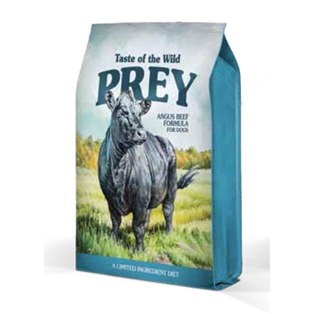 Taste of the Wild Prey Angus Beef Formula Dog 8 lb (10/18) (A.L2)