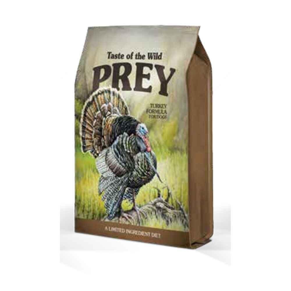 Taste of the Wild Prey Turkey Formula Dog 8 lb (10/18) AE4)