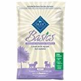 Blue Buffalo Basics Limited Ingredient Formula Turkey and Potato Dry Puppy Food, 24 LBS (4/19) (A.N8)