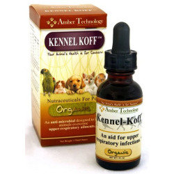 LOCATION ? Amber Technology, Tossa K 1oz(formerly Kennel-koff), supports respiratory function