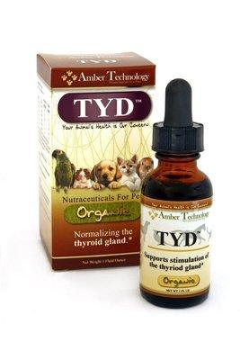 **SALE Amber Technology, TYD, Supports Stimulation of the Thyroid Gland 1 oz (5/16) (O.B2)