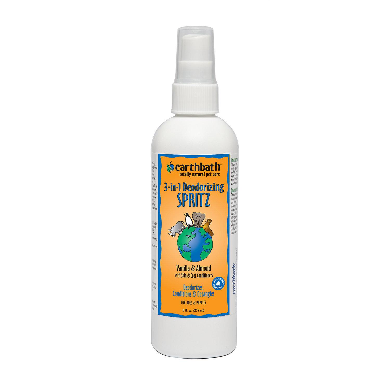 **SALE Earthbath Totally Natural Vanilla Almond Deodorizing Dog Spritz (8 fl. oz.) (4/15)  (O.C4)