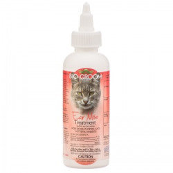 Bio Groom Ear Mite Treatment with Aloe Vera: 4 oz (O.B1)