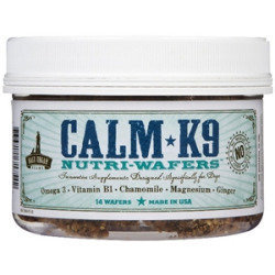 Dale Edgar Calm K9 Nutri-Wafer - 14 Count (5/18) (O.O1)