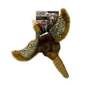 Afp Fuzzy Pheasant Toy (RPAL84)