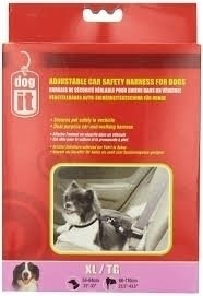 Car Safety Harness For Dogs XSmall (RPAL133)