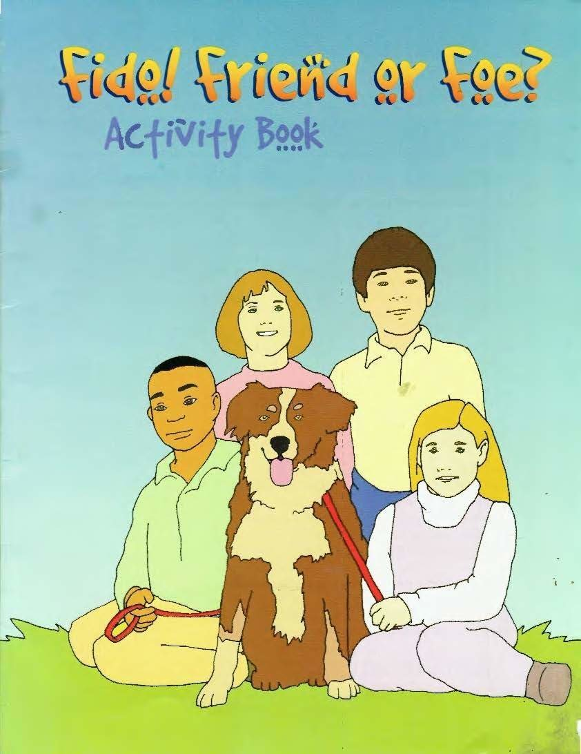 FREE Children's Activity Book  - Up to 25 Per Member - Feel Free To Share With Others **While Supplies Last**