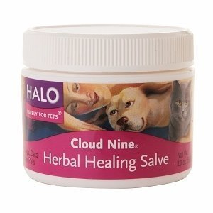 Halo, Purely For Pets Cloud Nine Natural Herbal Healing Salve, 2 oz (1/18) (O.B2)