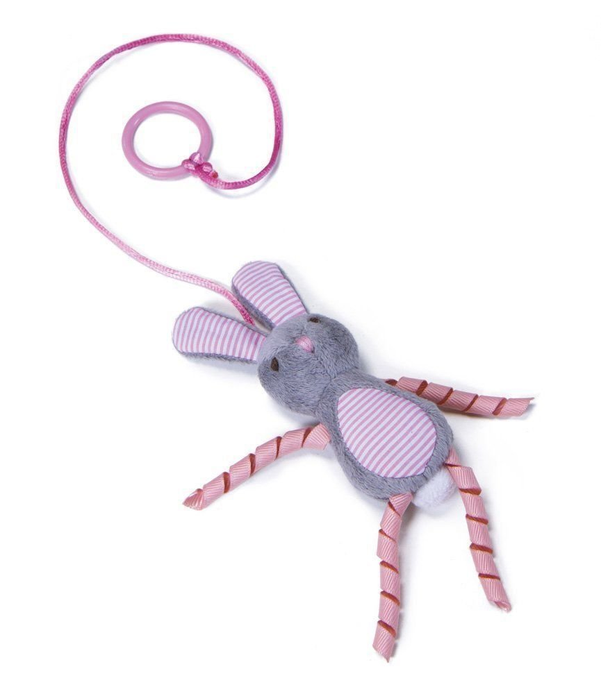 Petlinks Teeter Teaser Catnip Filled Cat Toys, Bunny  (B.A12)