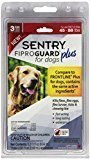 Sentry Fiproguard Plus for Dogs 45-88 lbs and over 8 weeks of age 2.68 mL 3 Tubes **FREE Shipping** (Note:  Tubes Ship Out of Box)