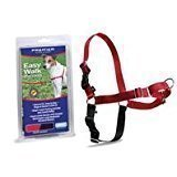 PetSafe Easy Walk Red Dog Harness, Small (15