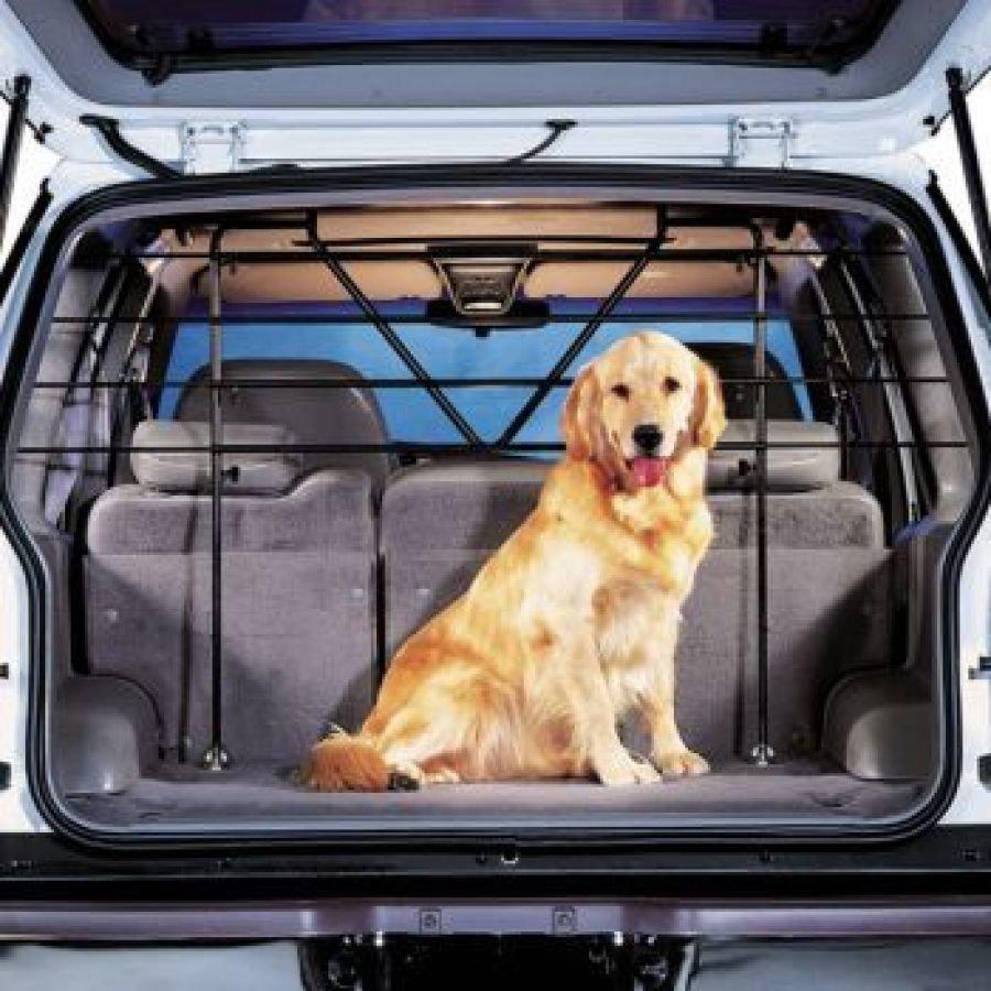 Vehicle Pet Barrier with Door (B.W3)