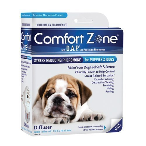 LOCATION ? Comfort Zone For Puppies & Dogs Make Your Dog Feel Safe & Secure Diffuser Kit