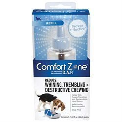 LOCATION ? Comfort Zone For Puppies & Dogs REFILL