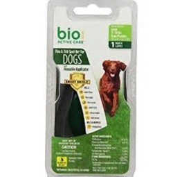 Bio Active Care Flea & Tick Spot On for Dogs XL 61-150# 1 Count