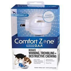Comfort Zone For Dogs & Puppies Reduce Whining, Trembling, Destructive Chewing Diffuser Kit (O.D2/L2)