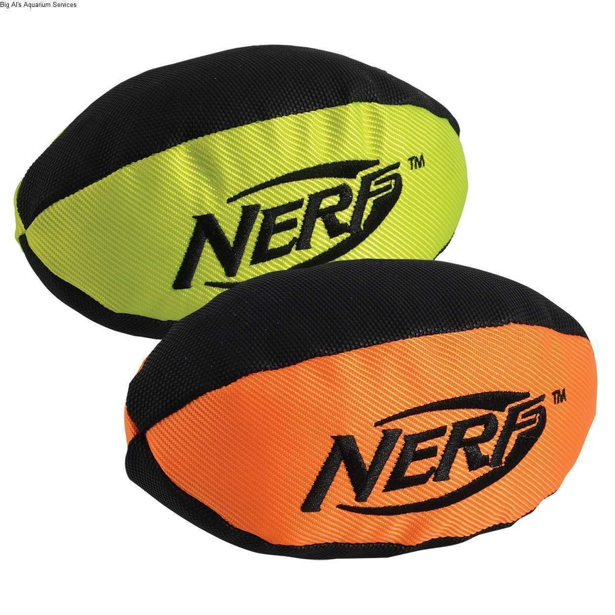"Nerf Trackshot Football 7"" (RPAL143)"
