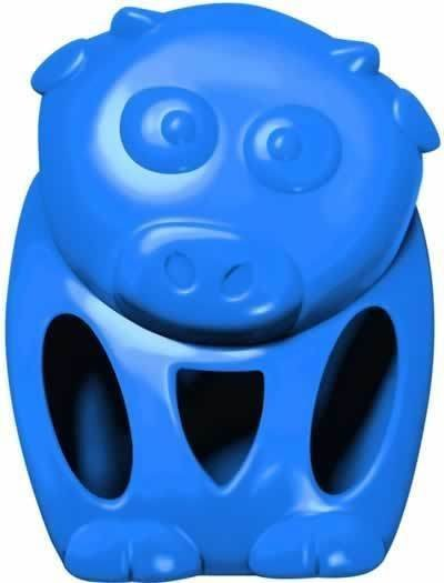 Kong Quest Critter Cow, Premium Service, Fast Dispatch (RPAL-B13/B10) **Color May Vary**