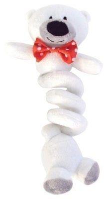 Polar Bear Plush Slinky Toy (RPAL152)