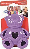 KONG Quest Bear Dog Toy, Small (RPAL-B9/TOY)**Color May Vary**