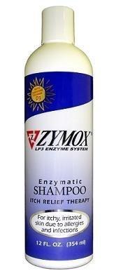 Zymox Itch Relief Shampoo (12/16) (O.B1)