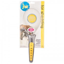 JW GripSoft Shedding Blades: Small #65008 - Dog Shedding Tools - Grooming (RPAL-B13)